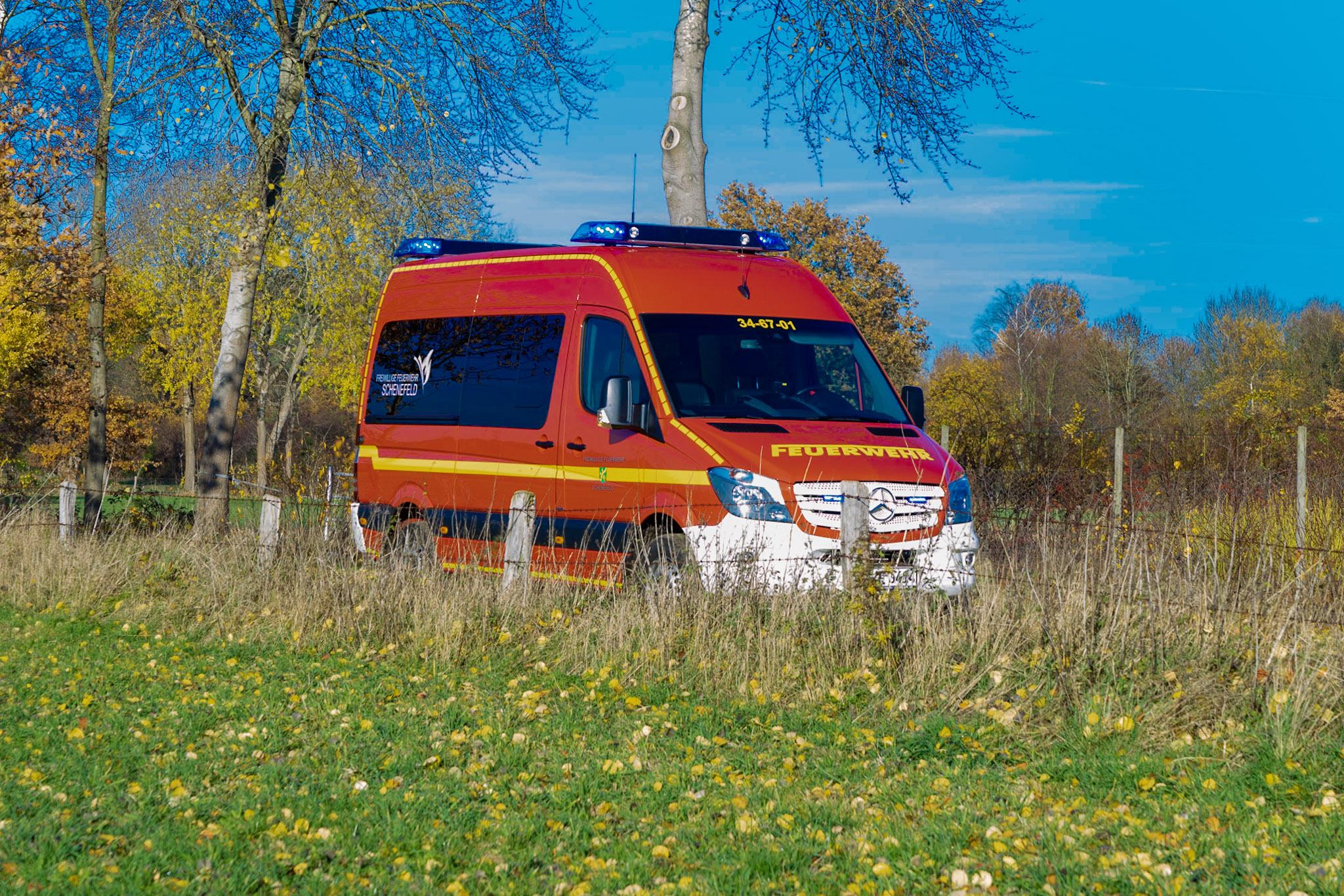 GW-L 1 - Feuerwehr Schenefeld